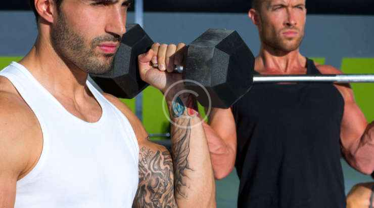 Personal Training with a Coach